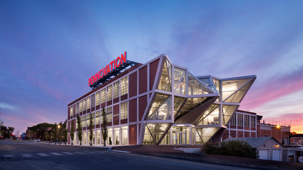 Pennovation Center by HWKN