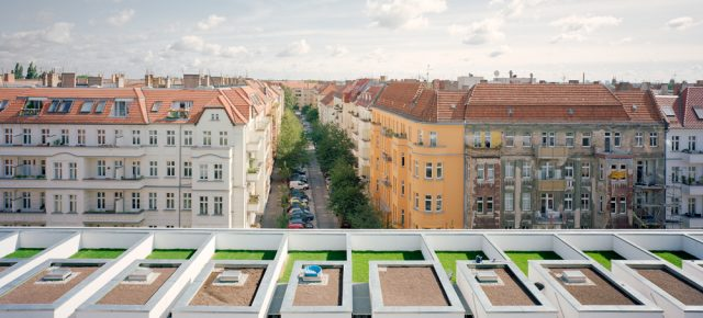 Urban BIGyard: Co-Housing Development by Zanderroth Architekten