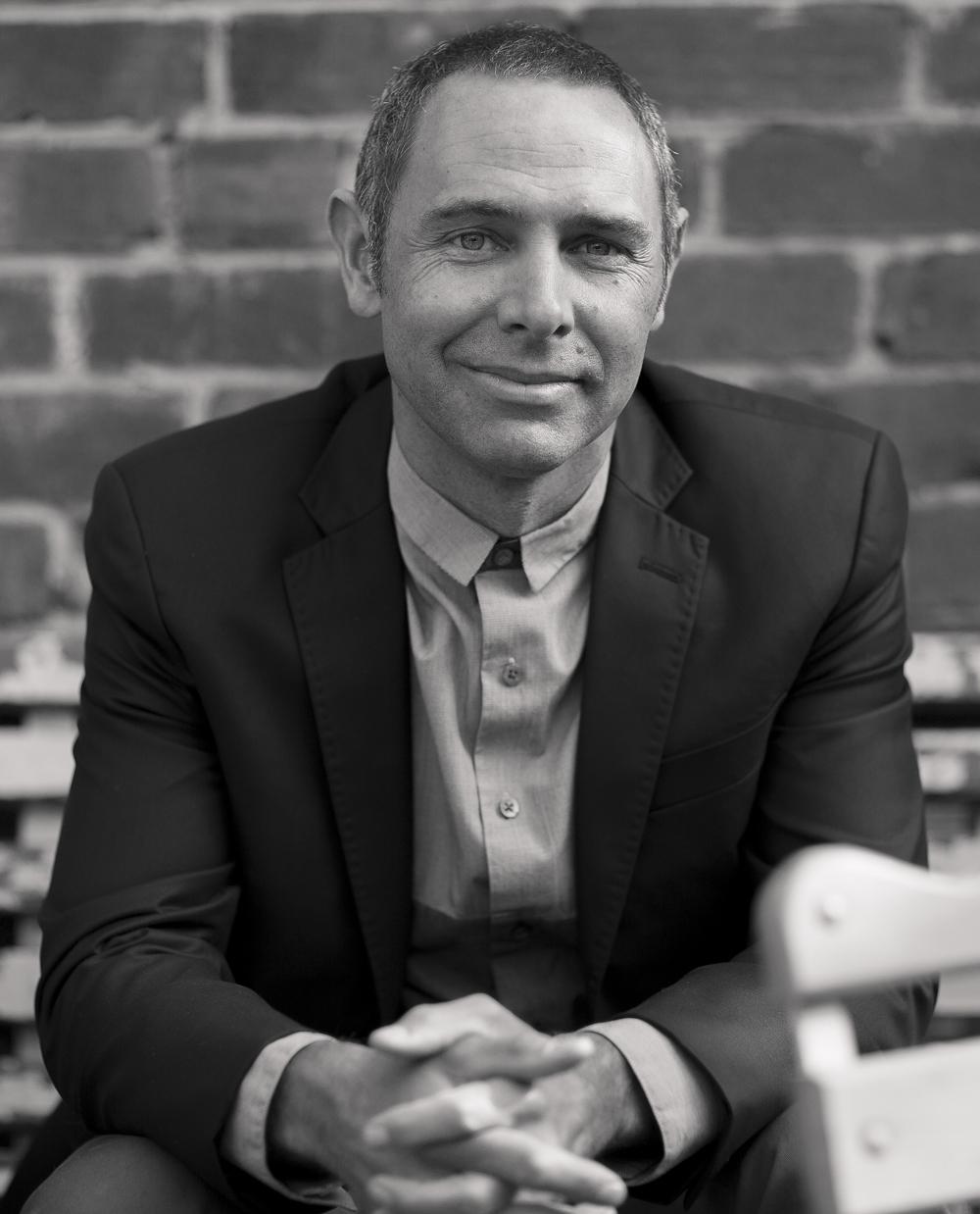 Jeremy McLeod, Founder of Melbourne based company Breathe Architecture